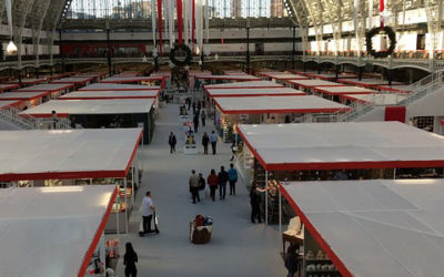 Skipter will exhibit at the following 2018 events