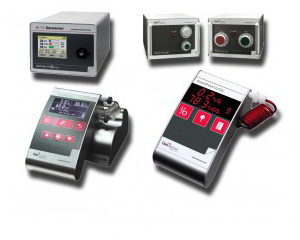 MAP Gas Analyzers & Mixers (On-line and Headspace)
