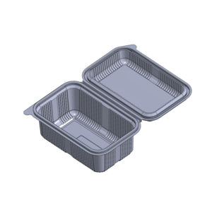 Hinged Dome Lid Containers (Vth)